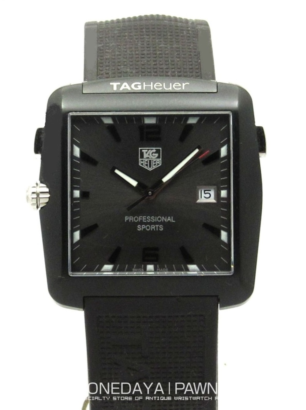 """huge selection of a7e53 a238d タグ・ホイヤー TAG HEUER """"錦織圭モデル"""" プロフェッショナル ..."""