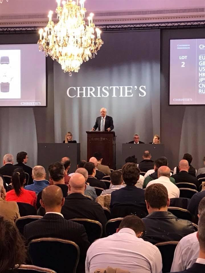 クリスティーズ(Christie's) ジュネーブオークション